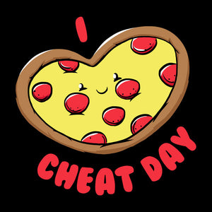 I LOVE Cheat Day