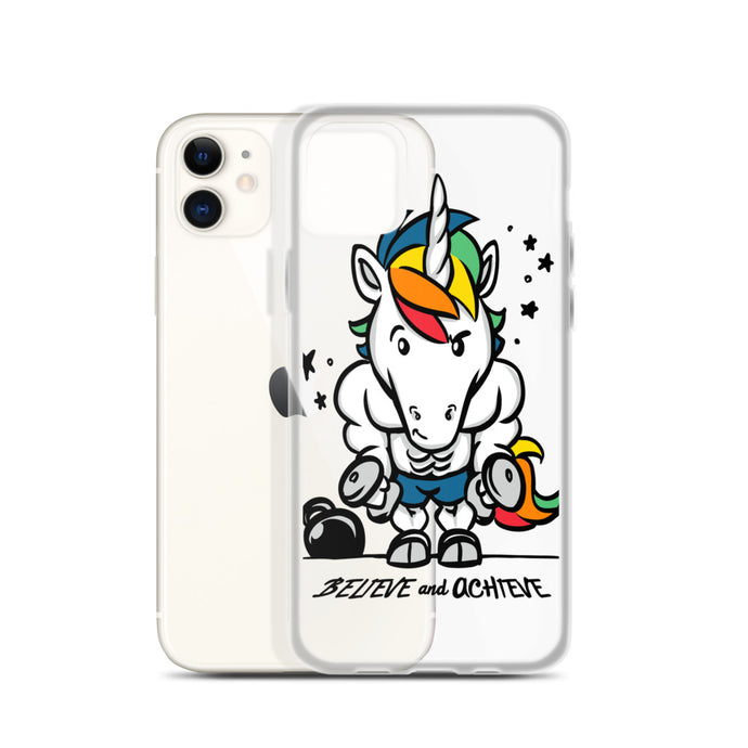 Believe and Achieve - iPhone Case