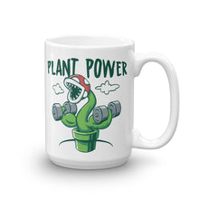 Load image into Gallery viewer, Plant Power Mug