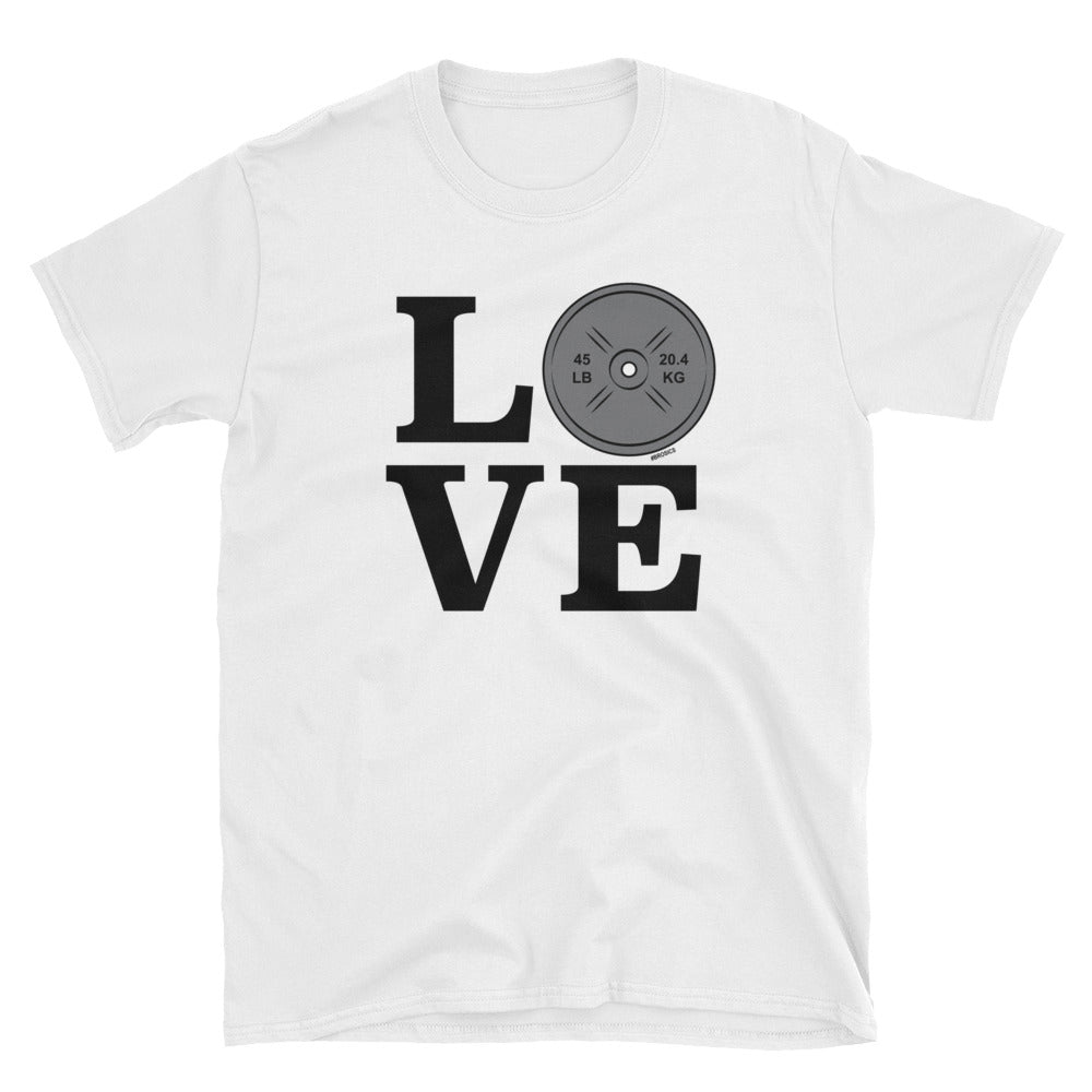 Love Lifting - Unisex T-Shirt