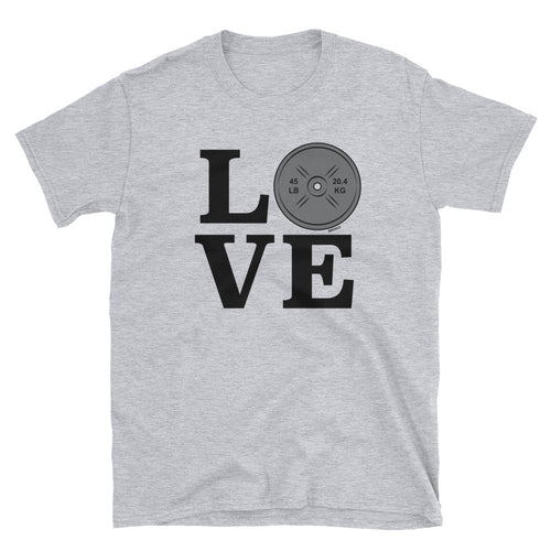Love Lifting - T-Shirt