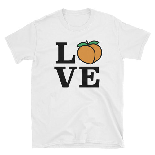 Peach Love - T-Shirt