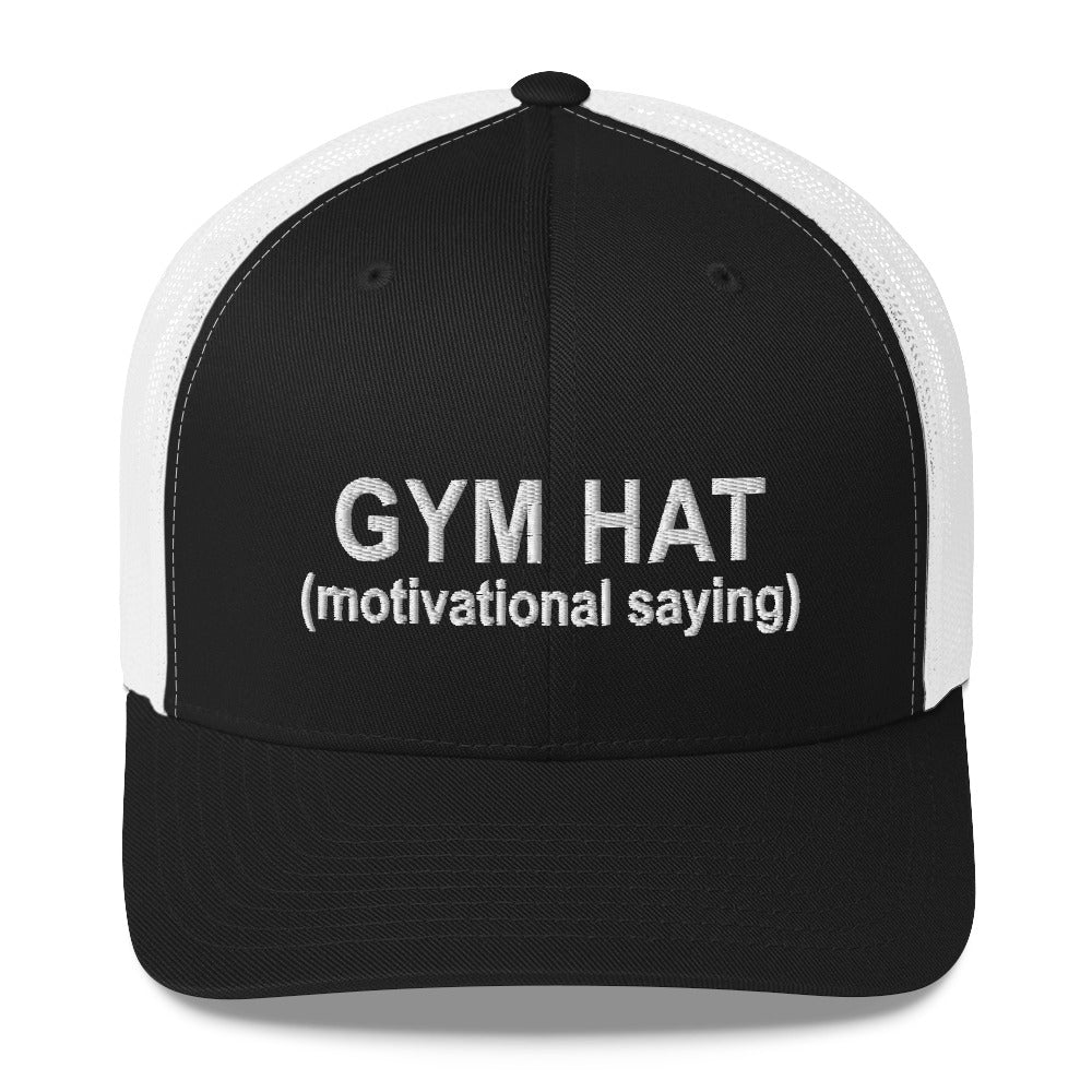 Gym Hat - Trucker Cap