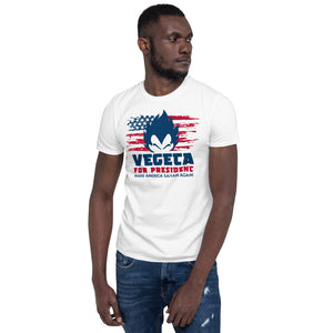 Vote V for President - Unisex T-Shirt