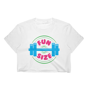 Fun Size - Crop Tee