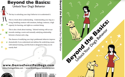 Beyond The Basics: Unlock Your Dog's Behavior by Denise Fenzi - including Shipping