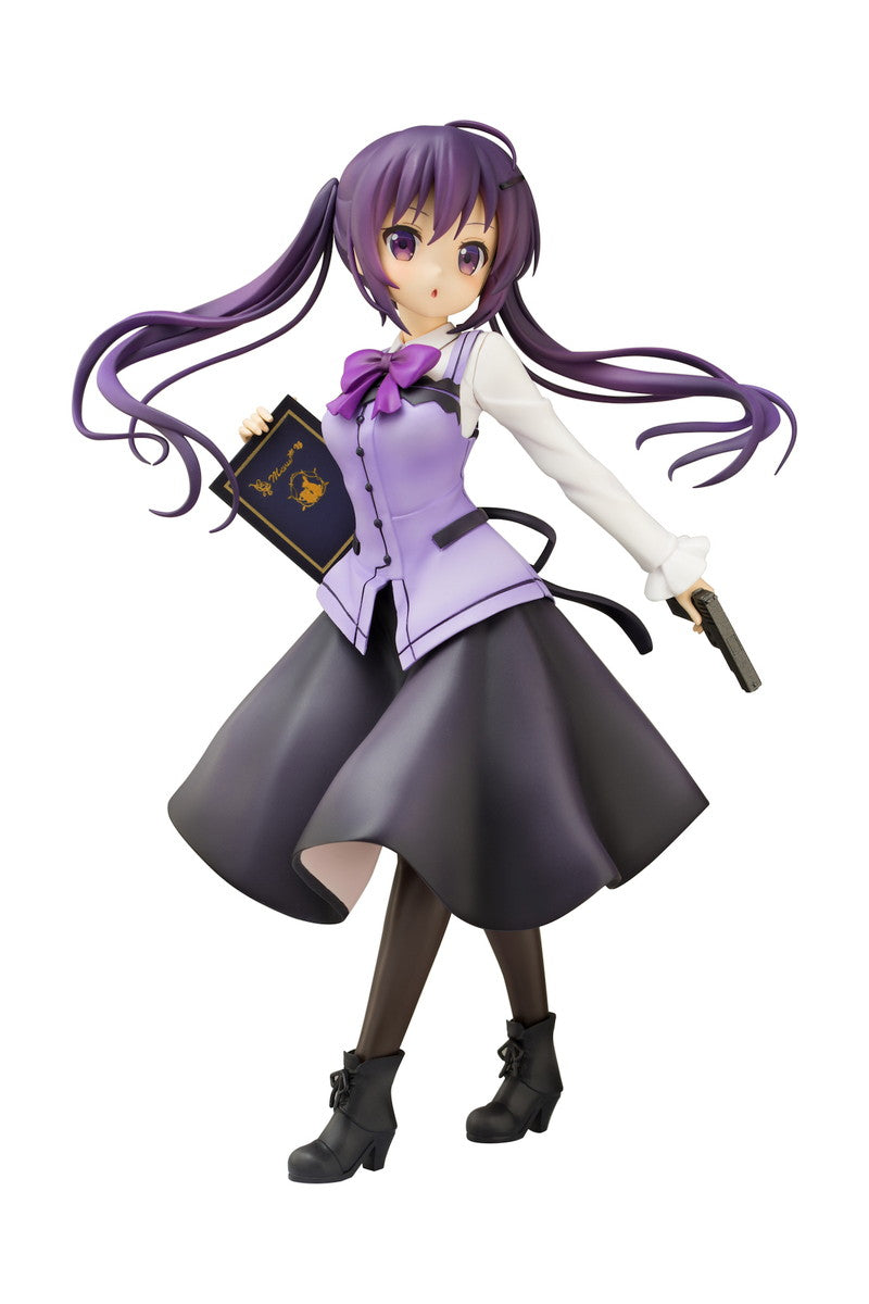 Rize (Cafe Style) 1/7 Scale Figure Is The Order A Rabbit?? Pre-order