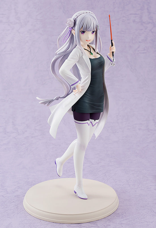 Emilia High School Teacher Version 1/7 Scale Figure Re:Zero Starting Life In Another World Figure Pre-order