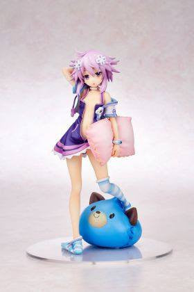 1/8 Scale Figure Hyperdimension Neptunia [Neptune] 1/8 Scale Figure Hyperdimension Neptunia Pre-order
