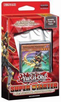 Yu-Gi-Oh!: 2014 Space-Time Showdown Super Starter
