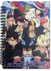 Blue Exorcist Key Art Notebook