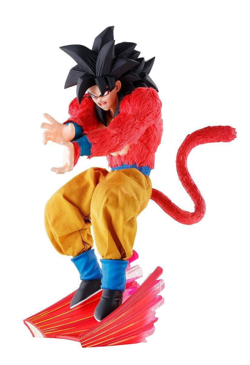 Dimension Of Dragonball Over Drive Super Saiyan 4 Goku Pre-order