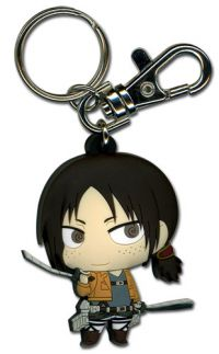 Attack on Titan Ymir Keychain