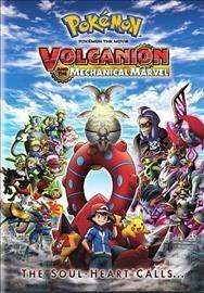 Pokemon The Movie 19: Volcanion and The Mechanical Marvel DVD