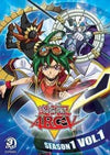 Yu-Gi-Oh! Arc-V: Season 1, Volume 1 DVD - Alpine Anime