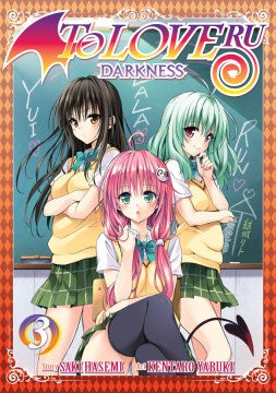 To Love Ru Darkness 3