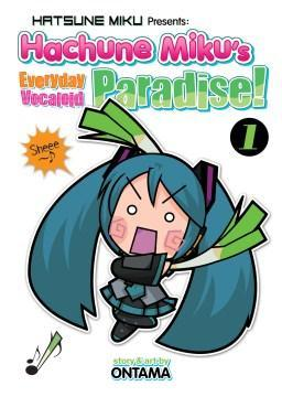 Hachune Miku's Everyday Vocaloid Paradise! 1
