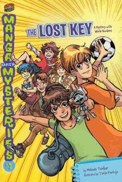 #1 the Lost Key: The Lost Key: A Mystery with Whole Numbers