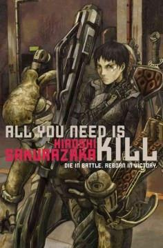 All You Need Is Kill - Alpine Anime