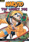 Naruto: The Worst Job (Chapter Book Volume 3)