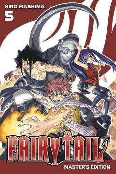 Fairy Tail 5: Master's Edition