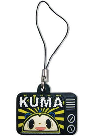 Persona 4 Kuma Cellphone Charm - Alpine Anime