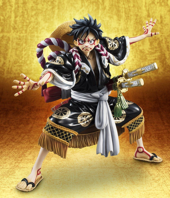 "Portrait.Of.Pirates One Piece ""Kabuki Edition"" Luffy (Repeat) Pre-order"