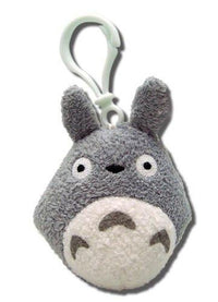 Totoro Backpack Clip - Grey - Alpine Anime