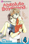 Absolute Boyfriend, Volume 4 - Alpine Anime