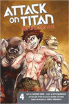 Attack on Titan: Before the Fall, Volume 4 - Alpine Anime