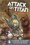 Attack on Titan: Before the Fall, Volume 6 - Alpine Anime
