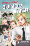 Attack on Titan: Junior High, Volume 2 - Alpine Anime