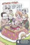 Attack on Titan: Junior High, Volume 4 - Alpine Anime