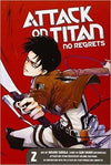 Attack on Titan: No Regrets, Volume 2 - Alpine Anime