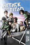 Attack on Titan, Volume 10 - Alpine Anime