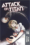 Attack on Titan, Volume 16 - Alpine Anime