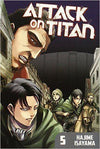 Attack on Titan, Volume 5 - Alpine Anime
