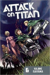 Attack on Titan, Volume 6 - Alpine Anime