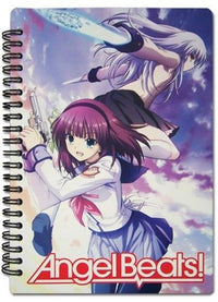 Angel Beats Spiral Notebook - Alpine Anime