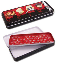 Fate / Zero Tin Pencil Case - Alpine Anime