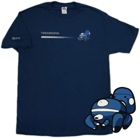 Tachikoma T- Shirt - Alpine Anime