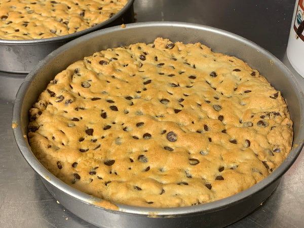 "GIANT 9"" Chocolate Chip Cookie"