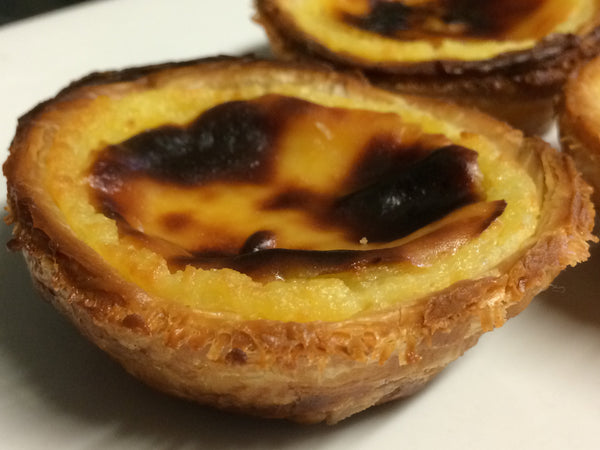 Pasteis de Nata- Portuguese Custard Tarts (LOCAL DELIVERY ONLY)