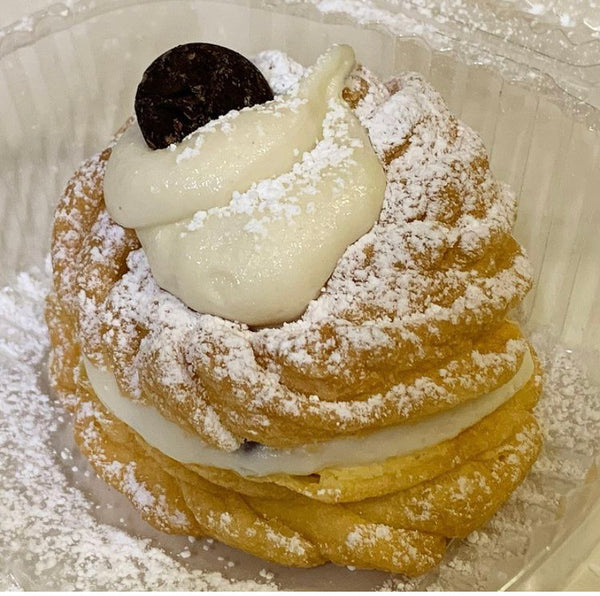 *St. Joseph Pastry-Sfinge- cannoli cream (STORE PICKUP ONLY)