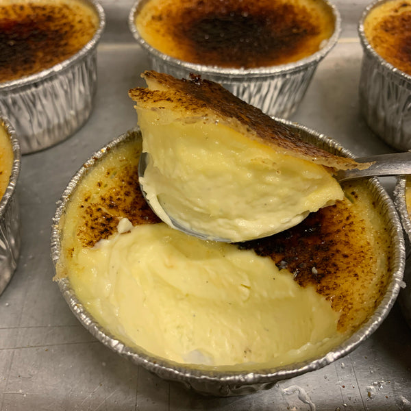 Individual Creme Brûlée (STORE PICKUP ONLY)