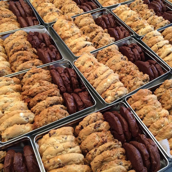 *OUR BEST SELLER* THE SAMPLER (21-24 cookies/box- Approx. 3lbs)