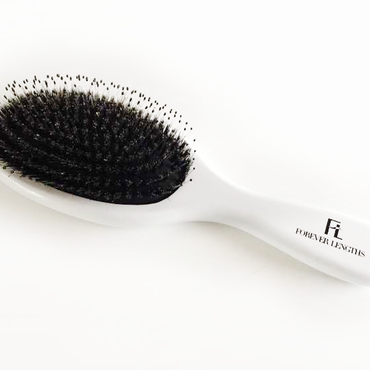 High Quality Wooden Natural Boar Bristle & Nylon Hair Brush