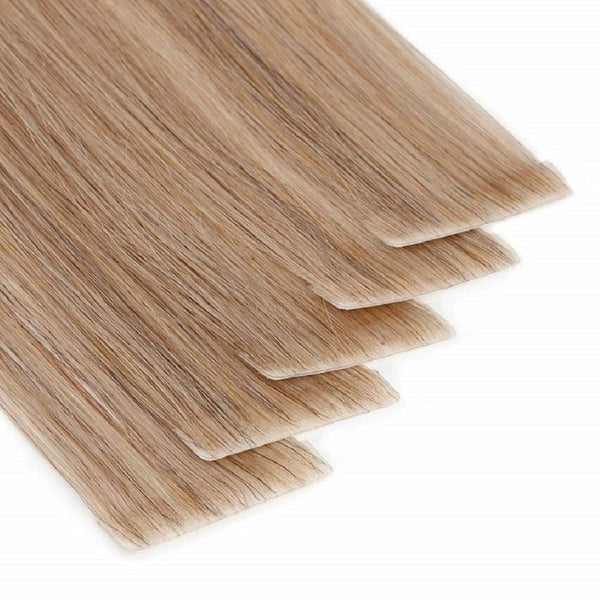 24' Inch Russian Invisible Tape Extensions 10pcs