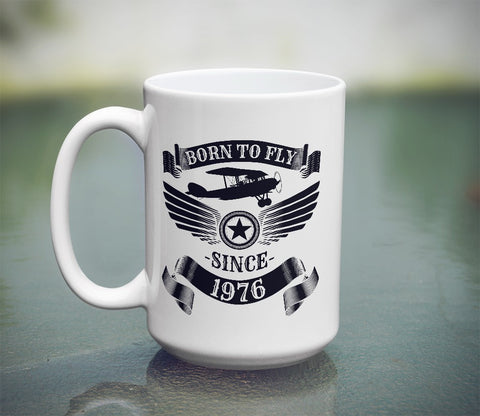 "Limited Edition - ""1976"" 15oz Mug"