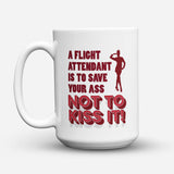 "Limited Edition - ""Not To Kiss It"" 15oz Mug"